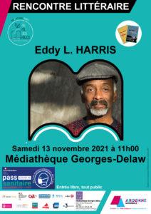 Rencontre-litteraire-Eddy-L.-Harris-Sedan