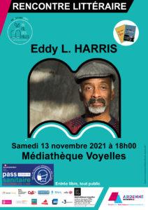 Rencontre-litteraire-Eddy-L.-Harris-Voyelles